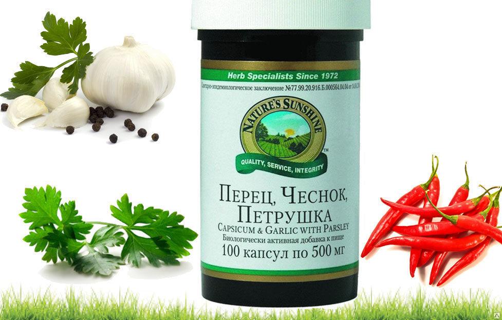 Купить Capsicum Garlic w-Parsley ( перец,чеснок,петрушка )