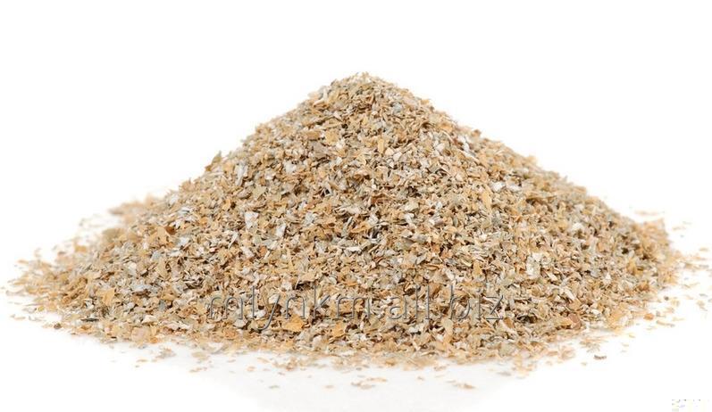 Висівки пшеничні гранульовані