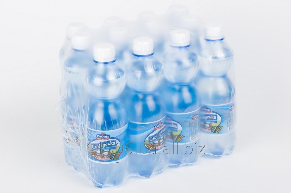 Вода питьевая природная негазированная