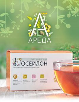 Чай Посейдон (почечный) Противовоспалительное, мягкое мочегонное действие.