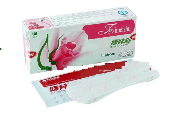 Гигиенические прокладки «Цзы мей шу»