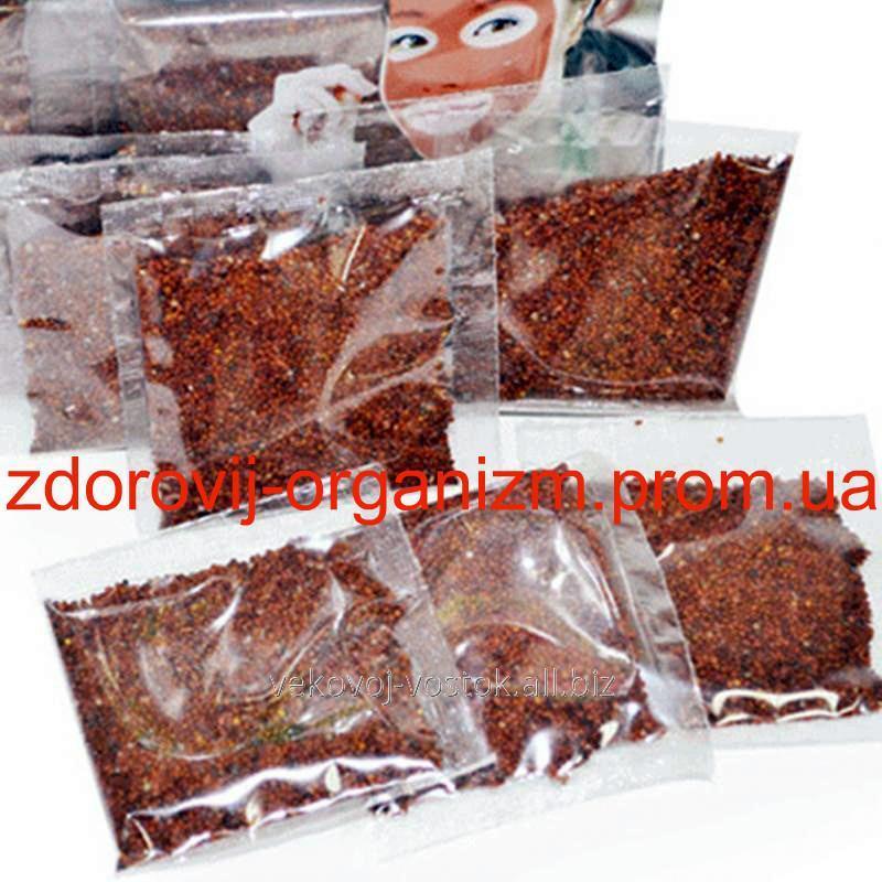 Маска-порошок увлажняющая от морщин с гиалуроновой кислотой для лица из морских водорослей, 200 гр