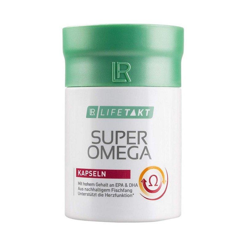 Купить Океанический Рыбий жир в капсулах Омега 3 Актив   Omega-3 activ от LR