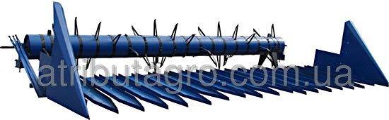 Приспособление на подсолнух ПС(А) 5.16 м на Медион, Клаас