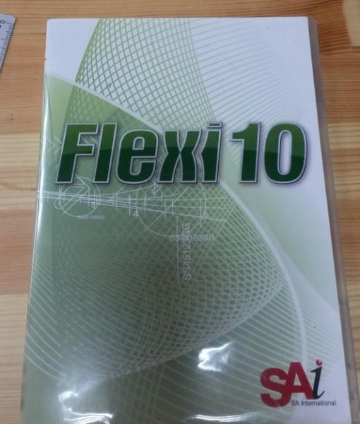 Лицензионное программное обеспечение Flexi 10