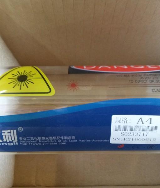 Лазерная трубка Yongli 100 Ватт