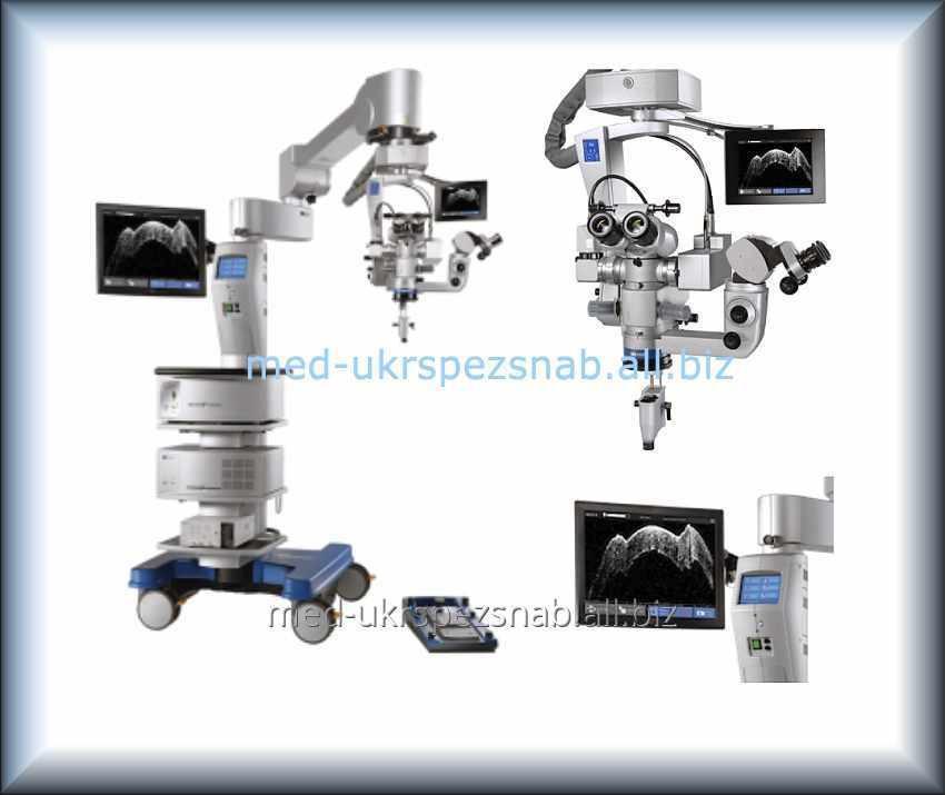 Купить Микроскоп операционный для офтальмологии Moller HS Hi-R NEO 900А NIR c iOCT
