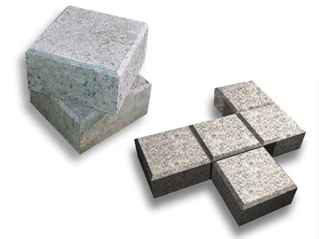 Камень брусчатый