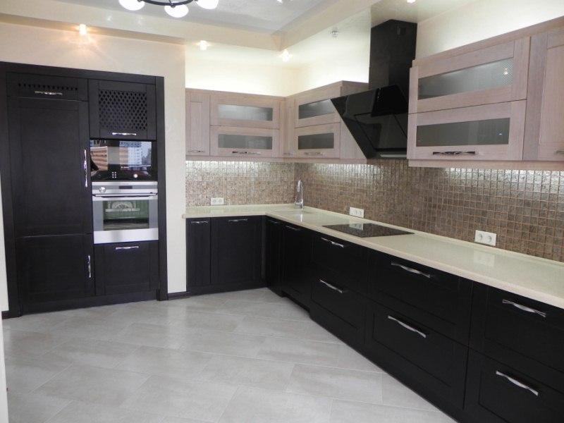 Купить Кухни деревянные модульные Киев