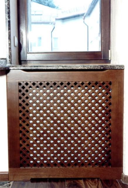 Купить Изготовление радиаторных решеток и прочих элементов интерьера