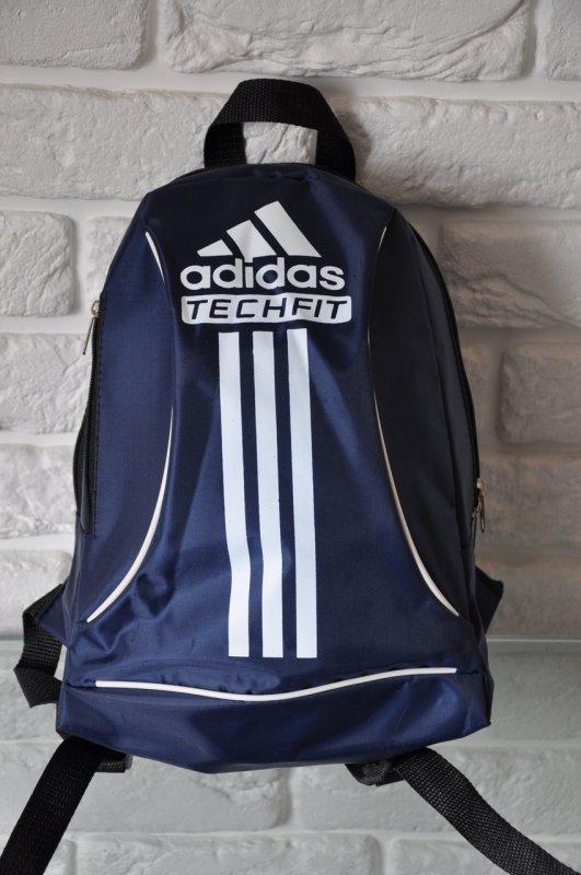 c1e162b0fe37 Спортивный рюкзак Adidas R-88. синий+белый.Небольшой женский детский рюкзак