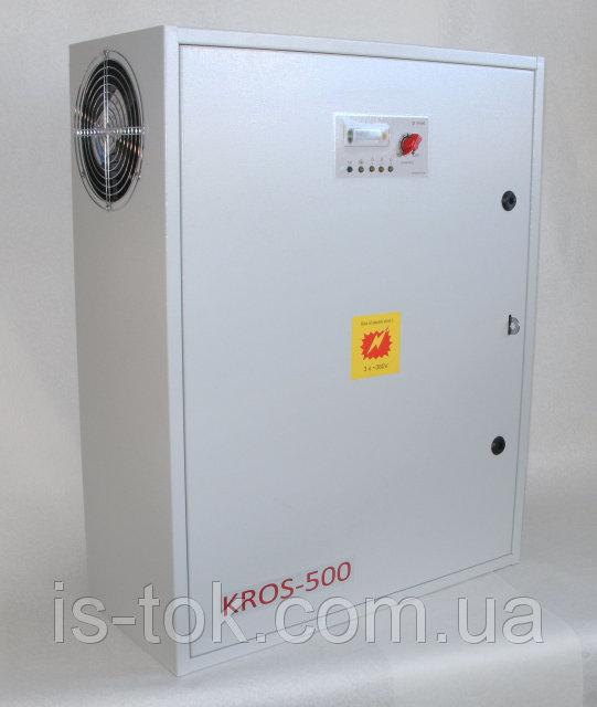 Купить КРОС-500 - ПОЛУПРОВОДНИКОВАЯ АВТОМАТИКА 500 КВТ