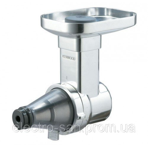 Nozzle the juice extractor for the Kenwood KW712745 meat grinder