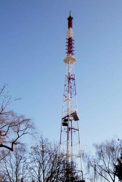 Башня телевизионная