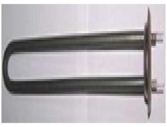 Купить Тен 700 W фланец d63, резьба под анод М4, нержавейка, , Н6307 TW
