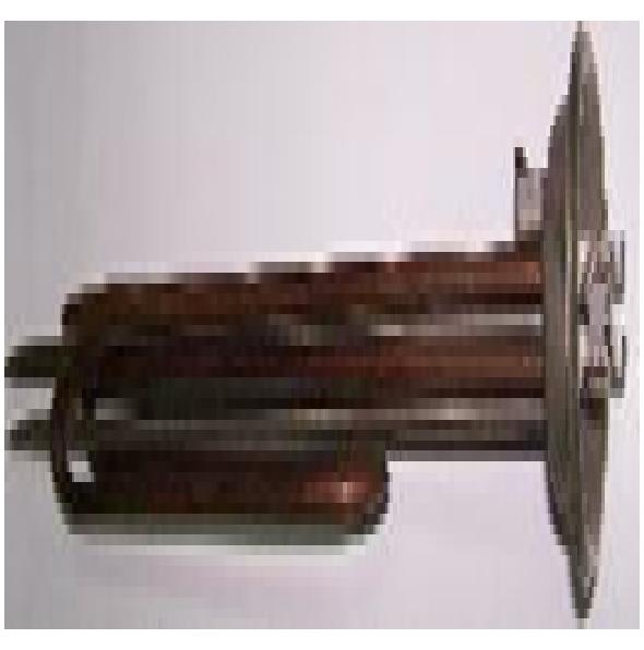 Купить Тен 1500 W фланец d93, резьба под анод М6, (1), 2тд, медь. GR Україна , M9315-2-U GR 33