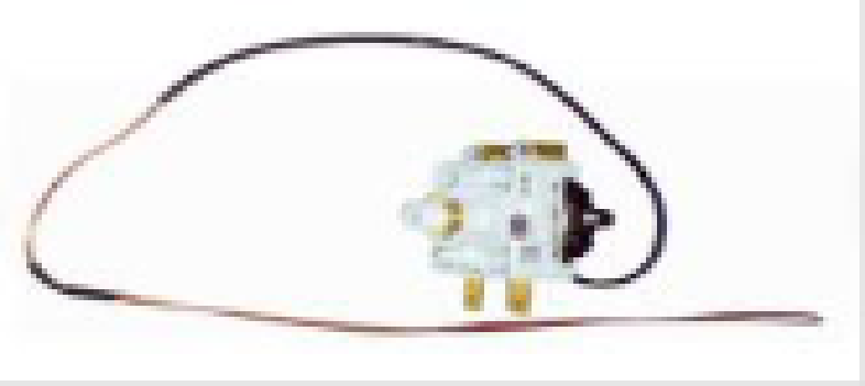 Купить Термостат защитный капилярный, с кнопкой, 95*С, 20А, 0,75м, двухполюсный. Cotherm, France Atlantic 1702900421, ET 302002 T Atl