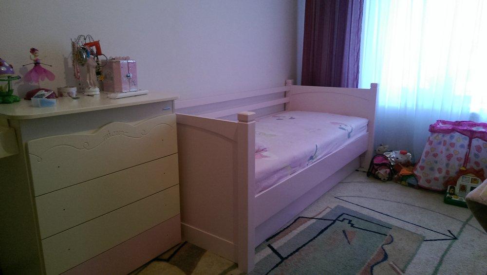 Кровать детская деревянная  800 х 1900 мм