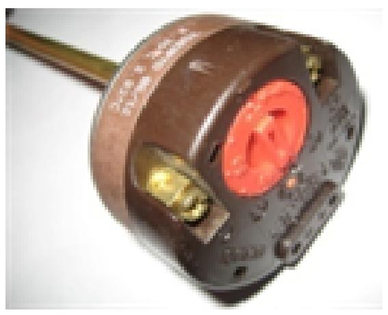 Купить Терморегулятор 16A, 27 см, RTD, двойная защита 70/83*. Reco Italy, 1402 Reco