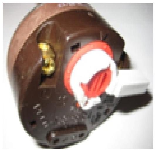 Купить Терморегулятор 16A, 27 см, RTD, с флажком, двойная защита 70/83*. Reco Italy, 1402R Reco
