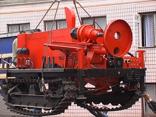 Запчасти к буровым станкам СБУ-100