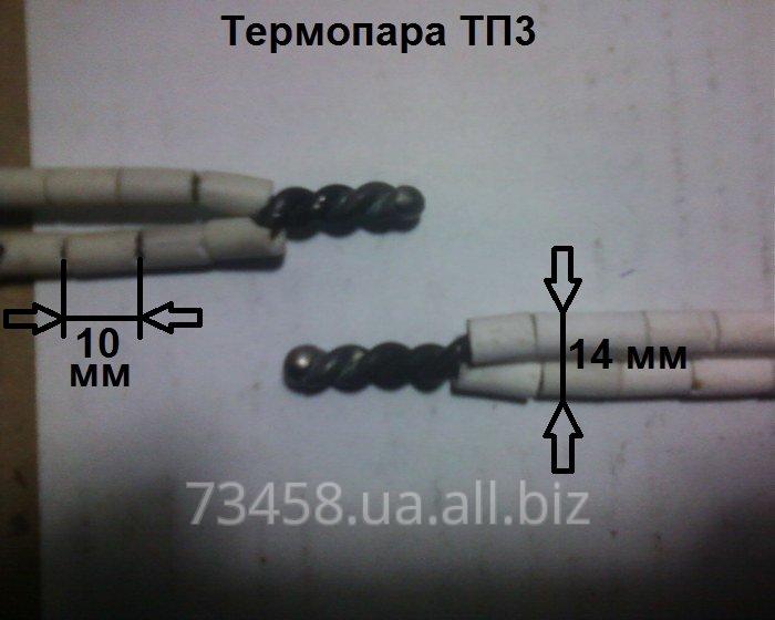 Thermocouple tp3, TXA, (K), +1300 degrees, chromfir-tree alumel ...