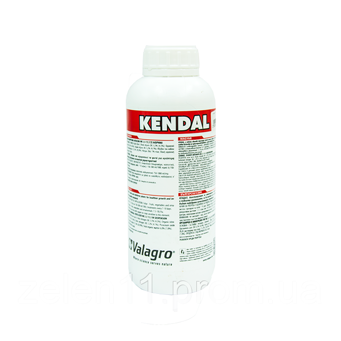 Buy The organic mineral NK 3.5 14.5 fertilizer in Kendal Valagro suspension (Valagro), 1 l.