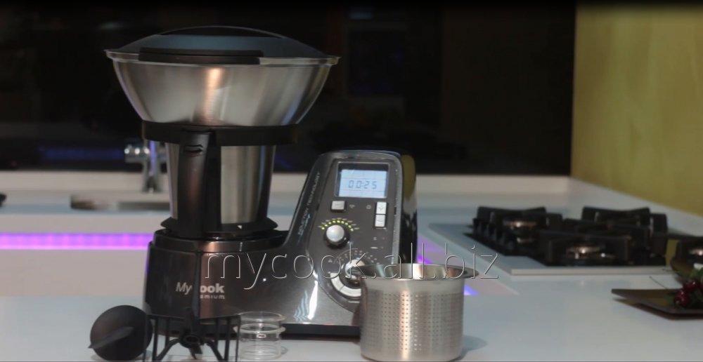 Кухонный процессор видео
