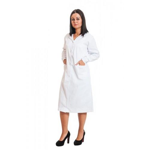 Купить Халат медицинский модельный женский арт.: 322