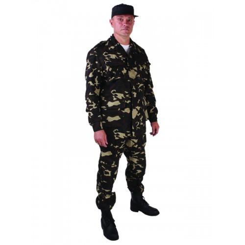 Костюм военно-полевой камуфлированный арт.: 400