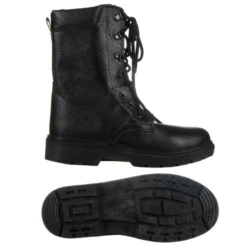 Ботинки ОМОН Е770С летние на ПУП юфть/юфть арт.: 7417