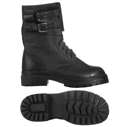 Ботинки зимние ОМОН б/п юфть/кирза арт.: 7600