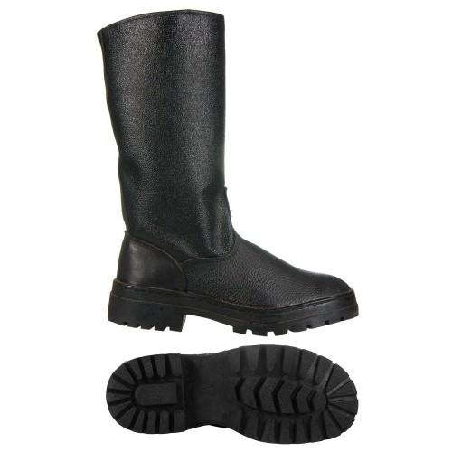 Сапоги б/п юфтевые с кирзовыми голенищами арт.: 7700