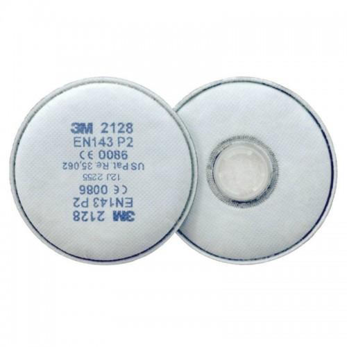 Фильтр 3М P2 2128 для сварщиков арт.: 6118