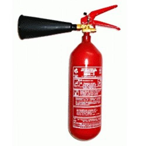 Купить Огнетушитель углекислотный ОУ-2 ВКК-1,4 арт.: 6711
