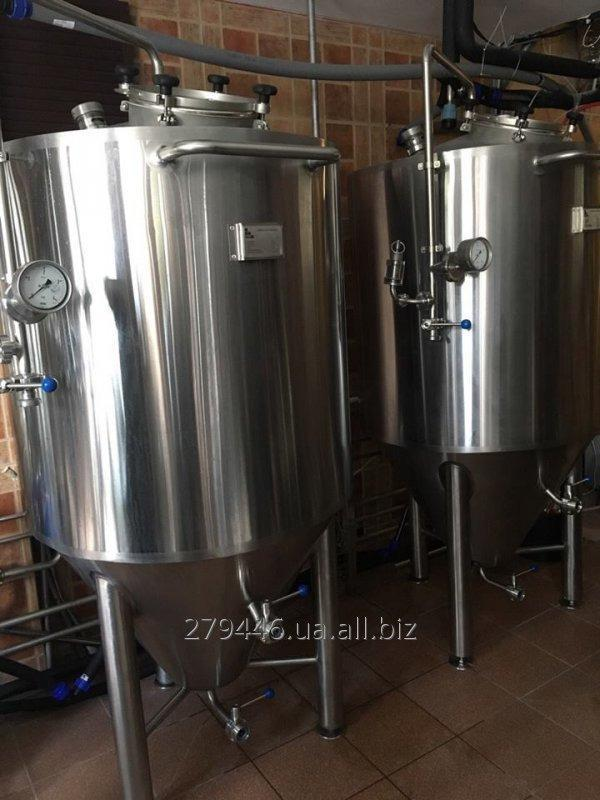 Laitteet oluen tuotanto