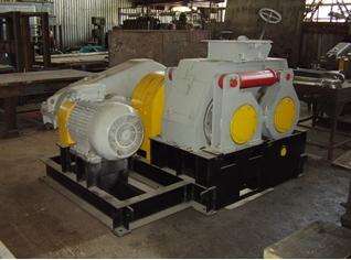 Buy The swath press for briquetting sludge non-ferrous metallurgy.