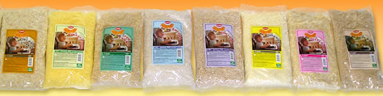 Buy Vegetarian products - porridges of instant preparation from TM Malash's Porridge