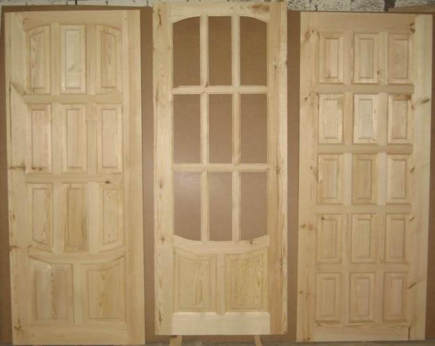Дверь из сосны