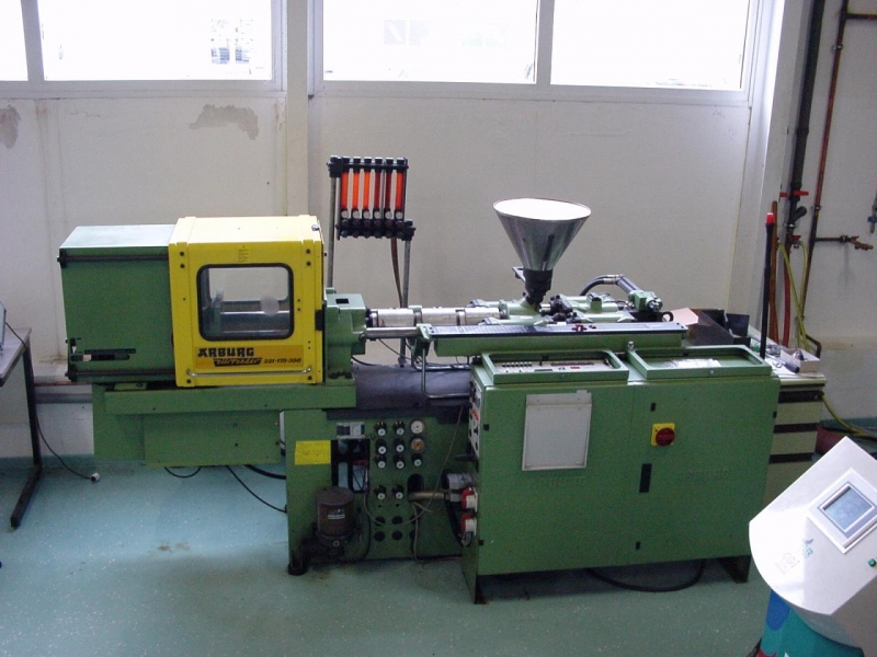 Arburg 221K-350-90, Demag, Ferromatik, Battenfeld automatic molding machine