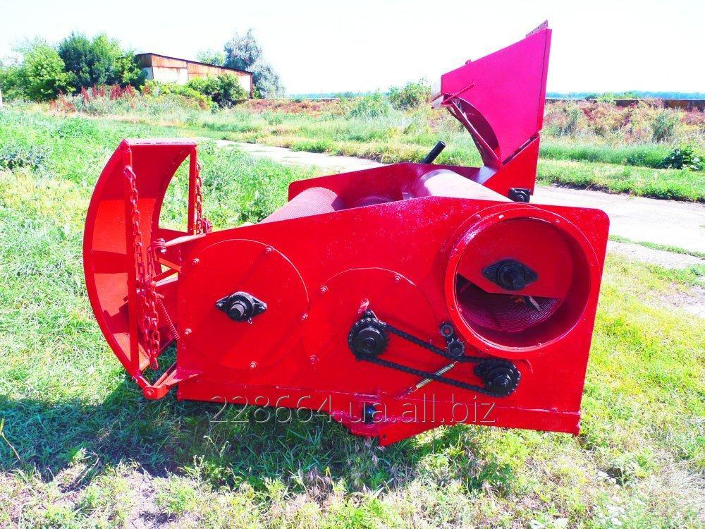 Buy The combine the tykvouborochny Combine for cleaning of pumpkin