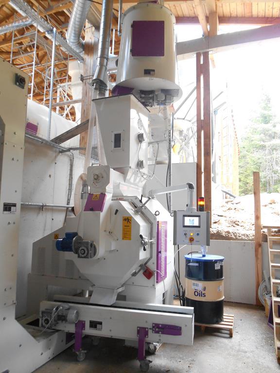 Комплект оборудования для производства пеллет