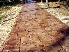 прессованный бетон фото