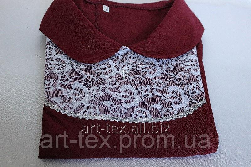 Платье для погребения №3 - габардин