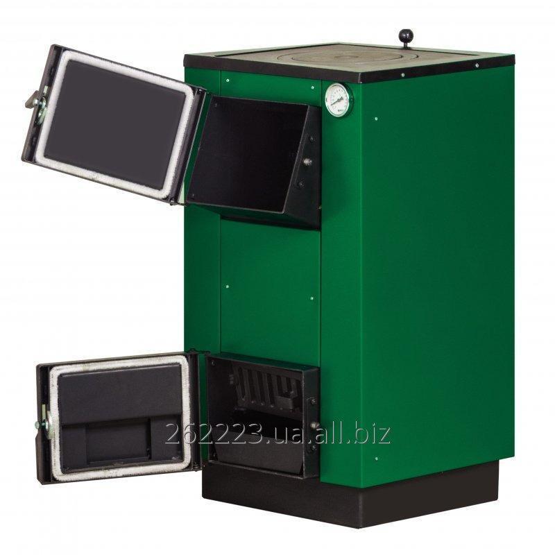 Купить Котел MaxiTerm LUX–15П.Модель с варочной плитой ЭлектроТЭН