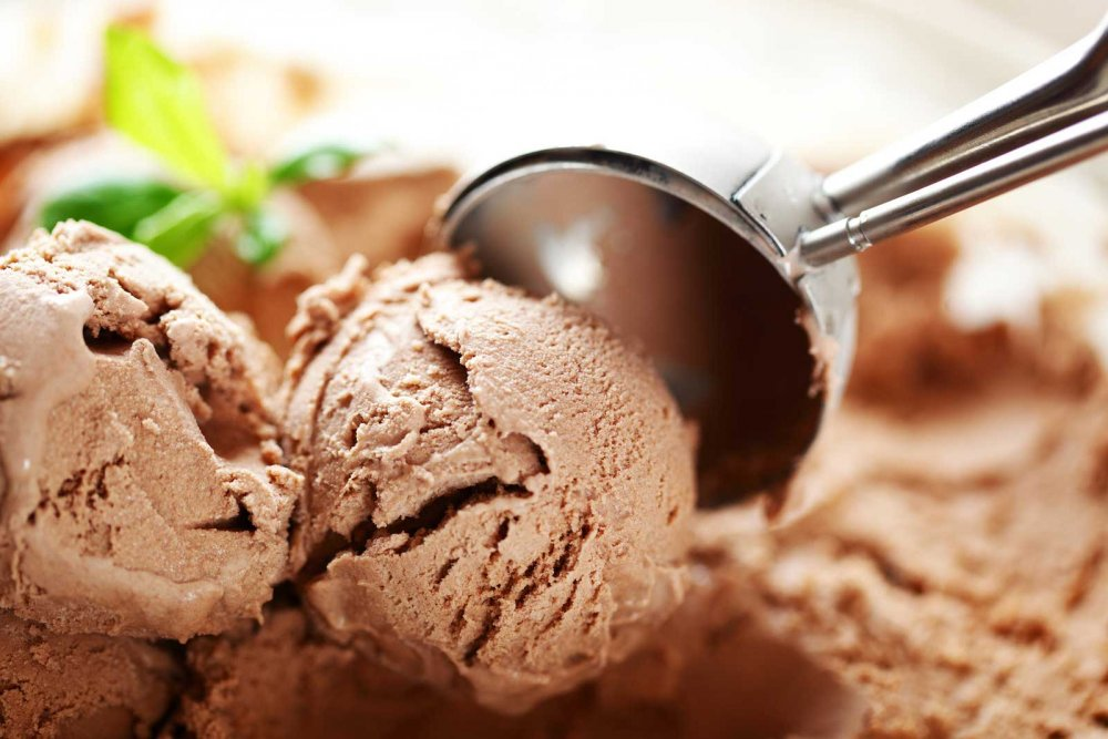 Buy Dry mix for production of soft ice cream Grandis Barista chocolate ice cream (is suitable for preparation of the Thai fried ice cream)