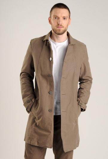 979bcd2f5219 Светло-коричневый тренч с поясом Calvin Klein купить в Киеве