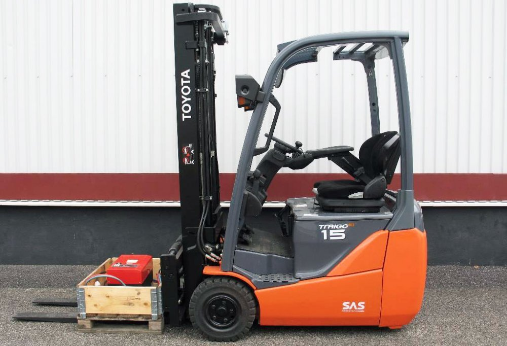 Buy Loader electric second-hand