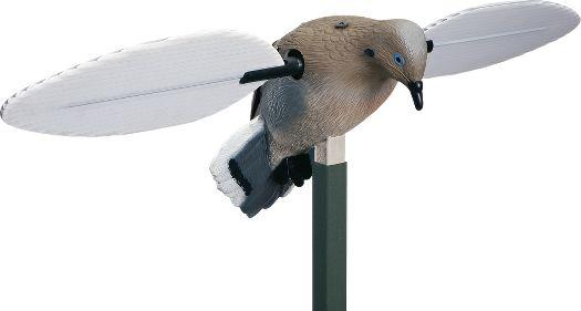 Чучело голубя с вращающимися крыльями MOJO Voodoo 3-D Dove Decoy