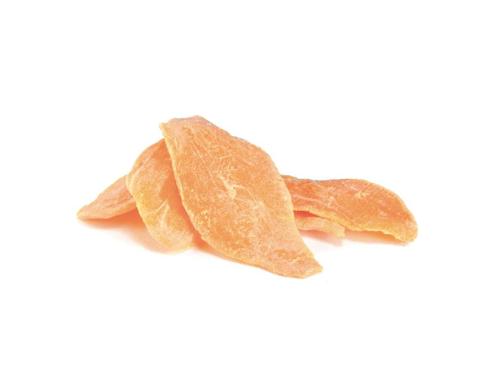 Цукаты ананас лепестки микс